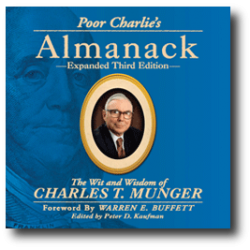 Charles Munger: Hero to me