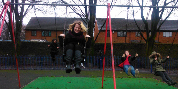awesome-family-swings