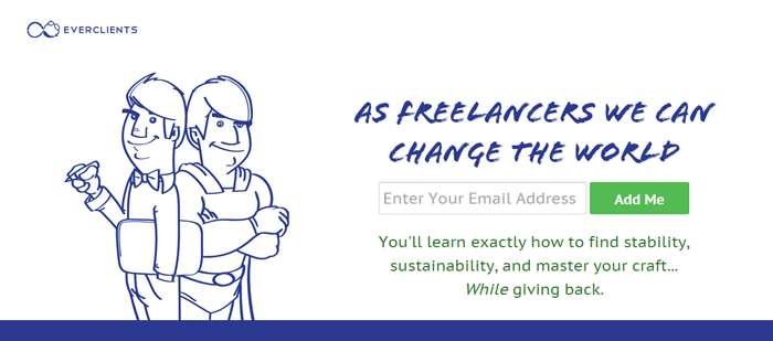 EverClients: As Freelancers We Can Change The World